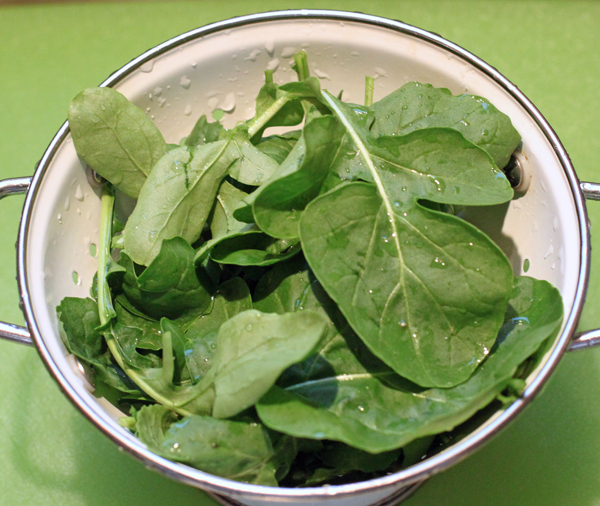 arugula for pizza