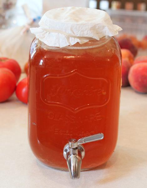 gallon glass jar for brewing kombucha