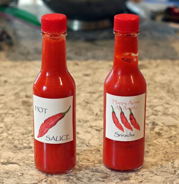 fermented hot sauces