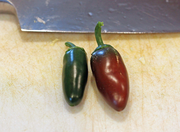 Senorita peppers