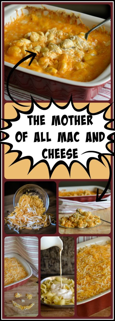 mac and cheese collage final