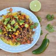 low carb burrito bowl-0923