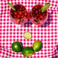 cranberry spritzer smiley