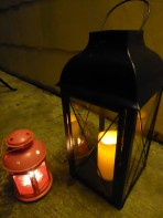 """Lanterns are a must for """"hygge"""""""