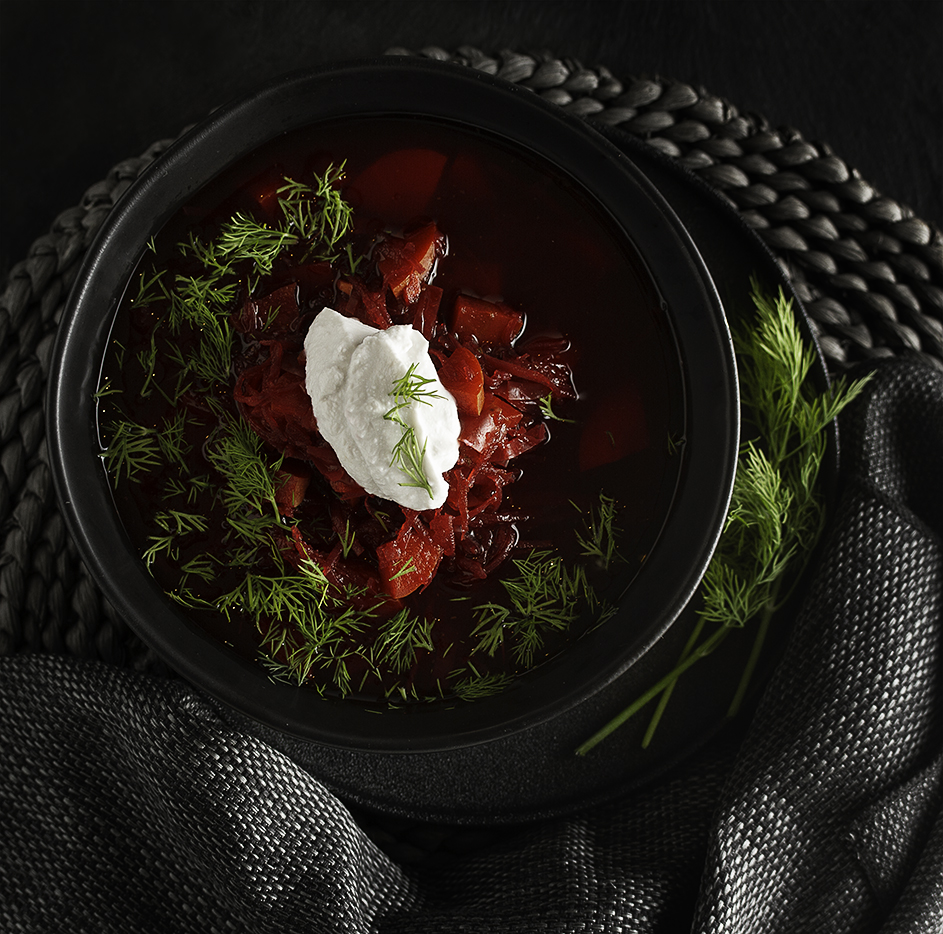 Borscht Soup