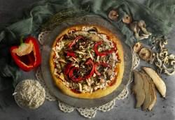 Gluten Free & Vegan Pizza Dough