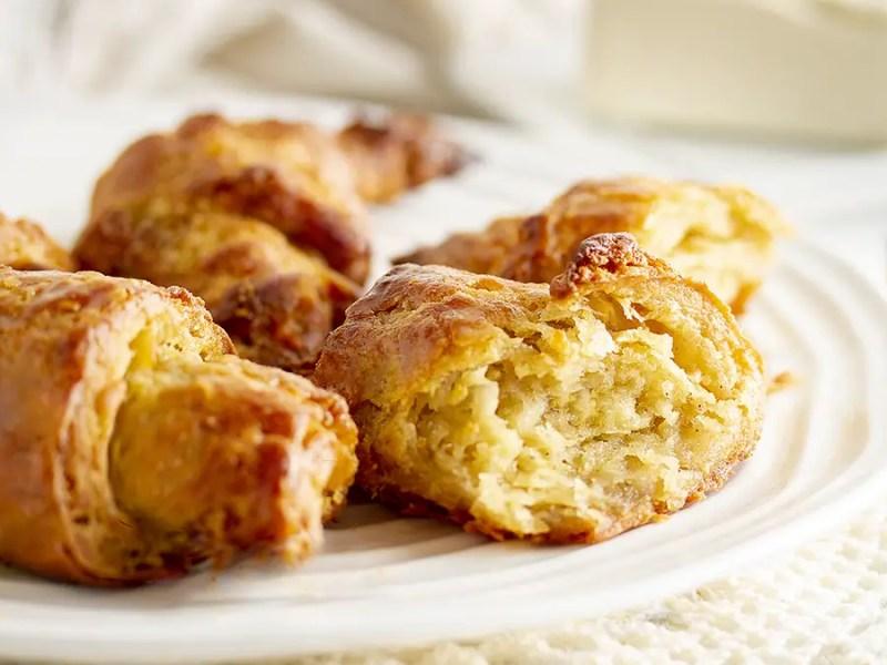 Gluten-Free & Vegan Croissant