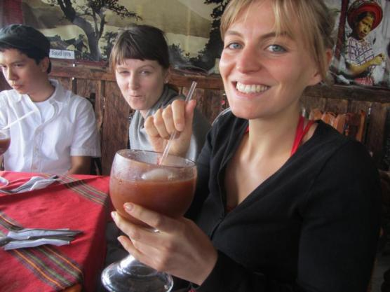 Bier mit Tomatensaft und Chili - nicht jederfraus Geschmack