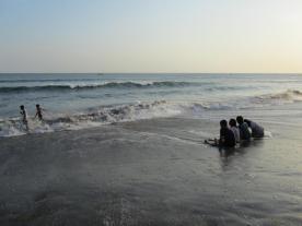 Playa La Boquita