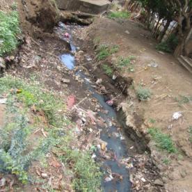 Der Müllfluss