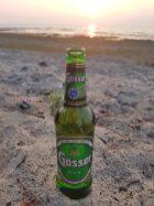 Gösser Bier am Baikal See