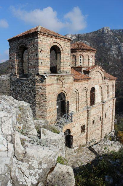 Die Festung ist ein Kulturdenkmal