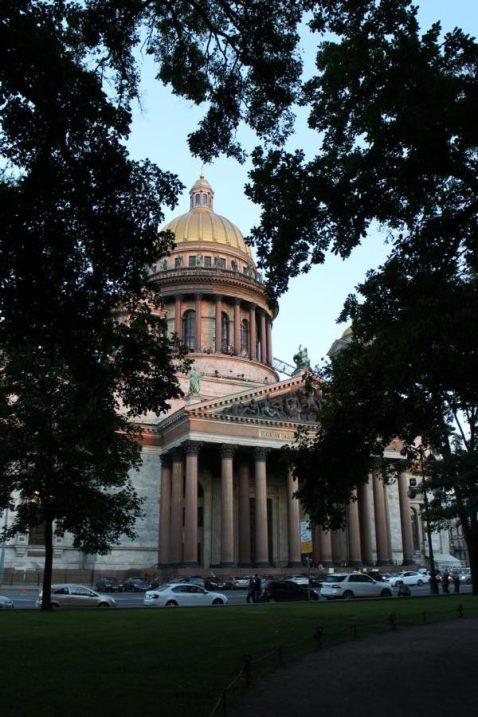 Kathedrale des Heiligen Isaacs