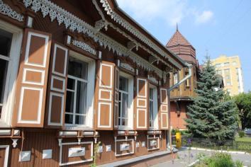 Originale Häuser aus den 1930er Jahren