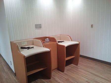 大丸 東京店 ベビー休憩室 授乳室