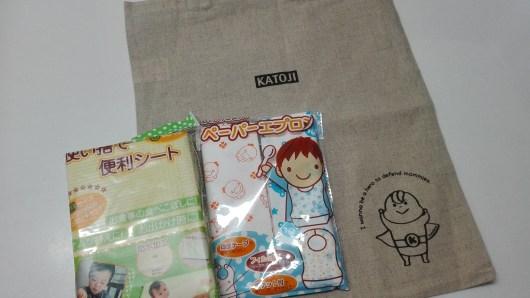 たまひよファミリーパーク お土産 KATOJI カトージ 出展ブース
