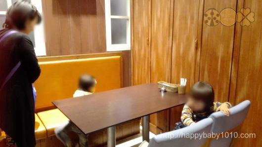 ムーミンハウスカフェ個室内2