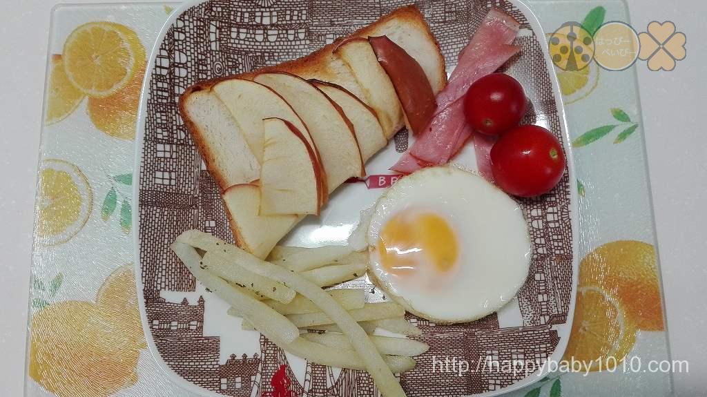 ヘルシオ 朝食 同時メニュー