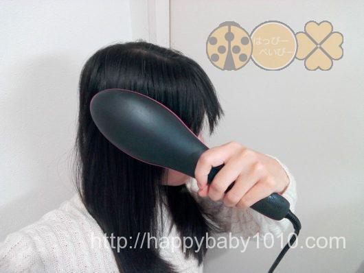 シンプリーストレート 効果 ストレートヘア 時短アイテム ヘアケア ツヤ 表面 効果的な使い方