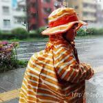 雨の日 雨具 キッズ カッパ 幼稚園 オススメ レビュー tsukiusagi 子供