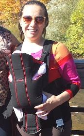 Baby Bjorn Hiking