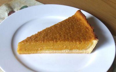 American Pumpkin Pie (Kürbiskuchen)