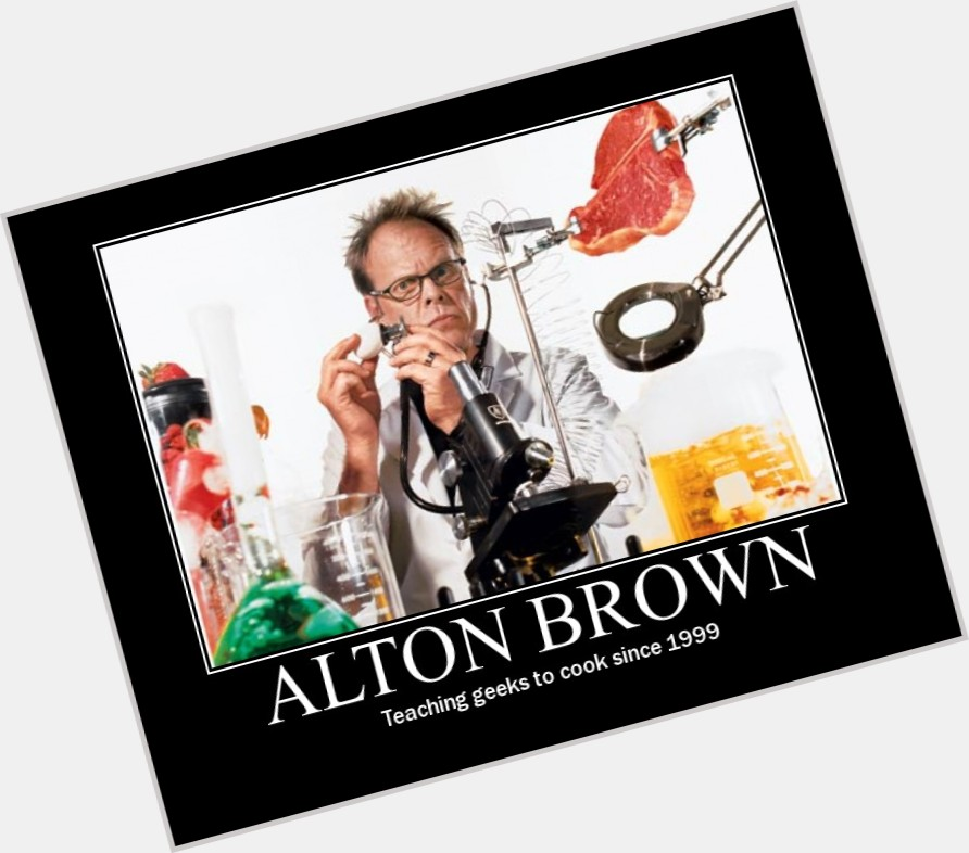 Alton Brown's Birthday Celebration HappyBday To