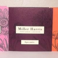 Des parfums pas comme les autres #1 : Miller Harris