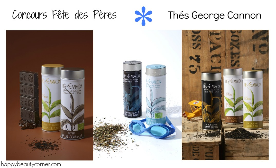 concours thes george cannon
