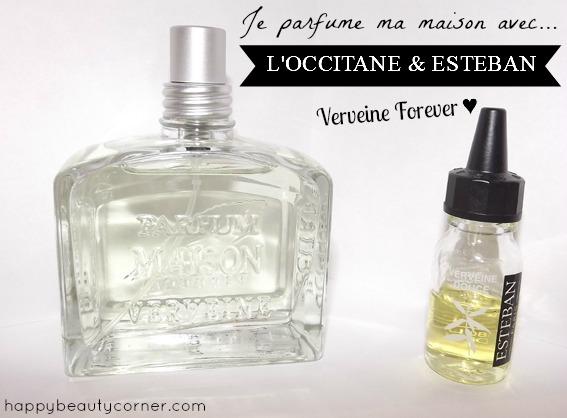 verveine parfum interieur