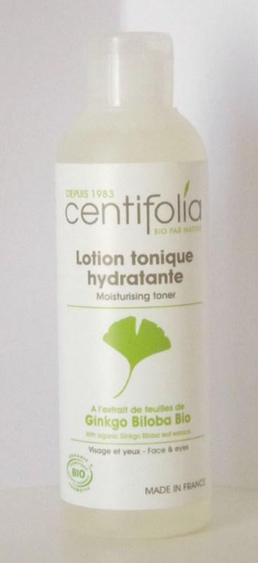 lotion hydratante centofolia