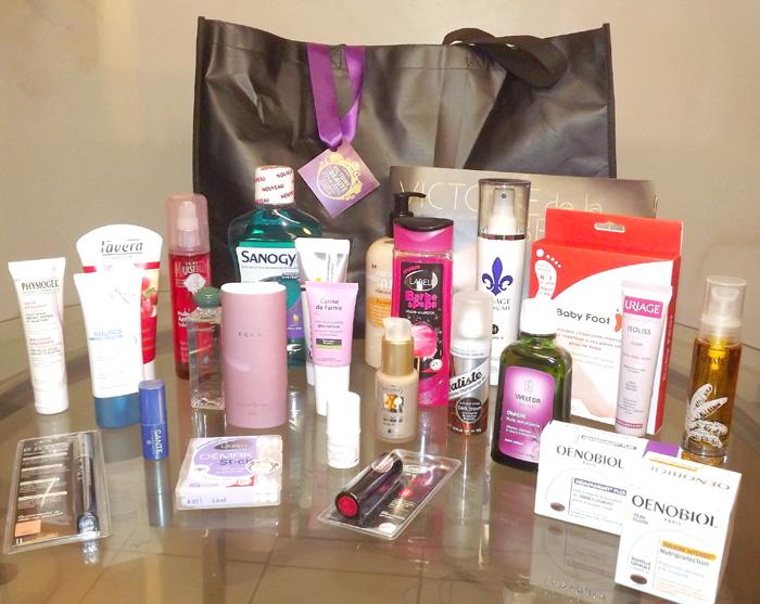 beauty bag victoires beaute