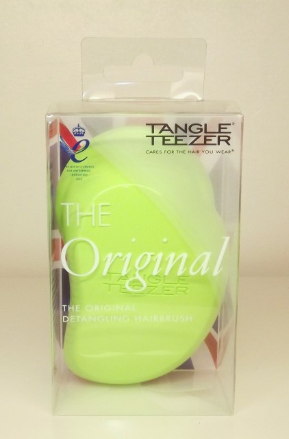 tangle teezer sweet peppermint