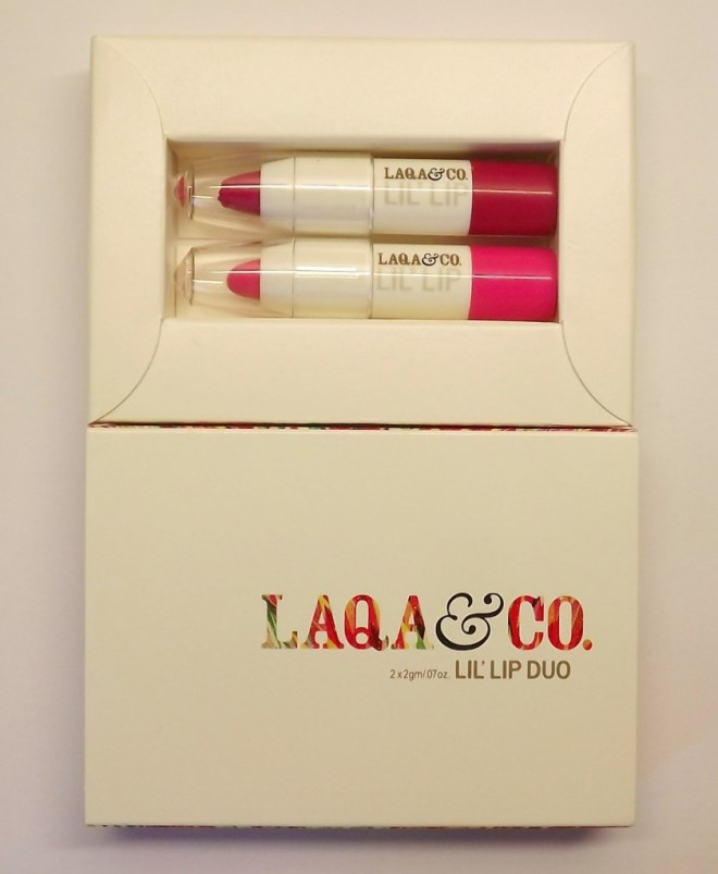 laqa & co lil lip duo