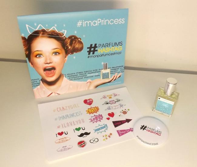 parfum hashtag princess