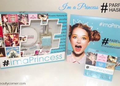 Nouveau ! Parfums HASHTAG #imaPrincess