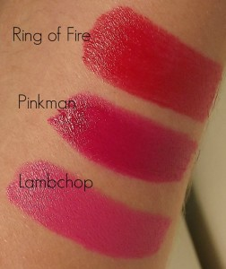 swatch lip pencil laqa & co