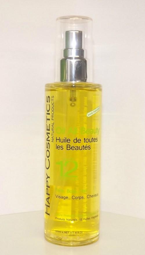 huile beaute happy cosmetics