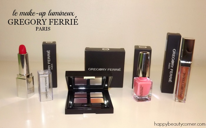 maquillage gregory ferrie
