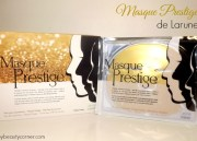 Le Masque Prestige de Larune (effets spéciaux inside !)