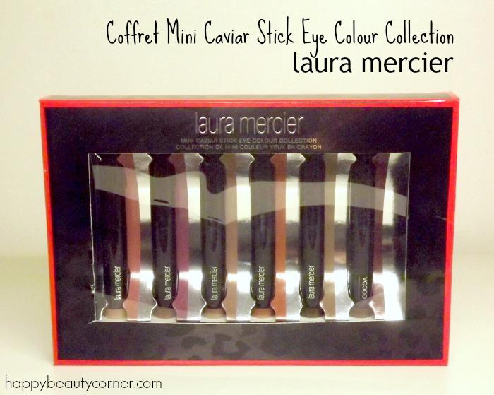 Coffret Mini Caviar Stick Laura Mercier + spoiler Birchbox