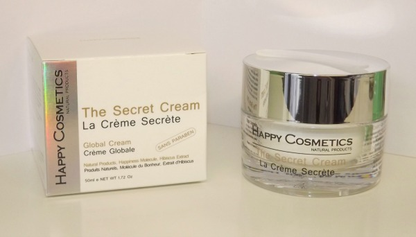 creme secrete happy cosmetics