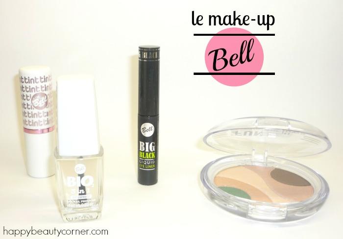 Make-up à petit prix avec Bell
