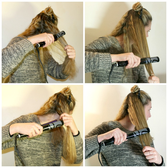fer a lisser hair professionnel