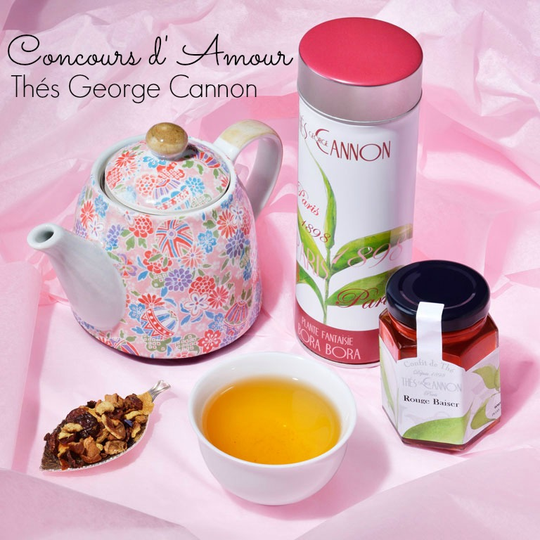 concours thés george-cannon