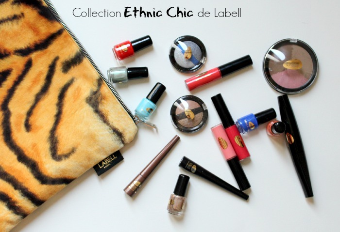 Nouvelle collection make-up Ethnic Chic de Labell