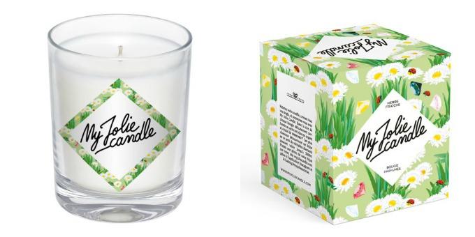 Les bougies Jewel Candle propose de nombreux parfums gourmands et toujours  le même concept  on retrouve un bijou en argent d\u0027une valeur allant  jusqu\u0027à 250