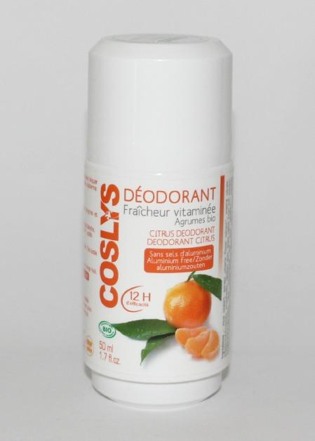 deodorant coslys botanic