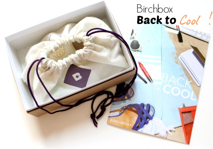 birchbox back to cool aout