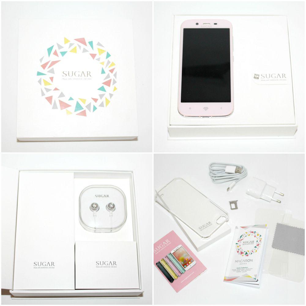 sugar phone macaron accessoires